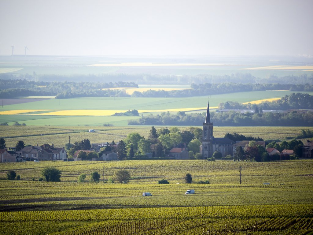 96 Hours in Champagne France