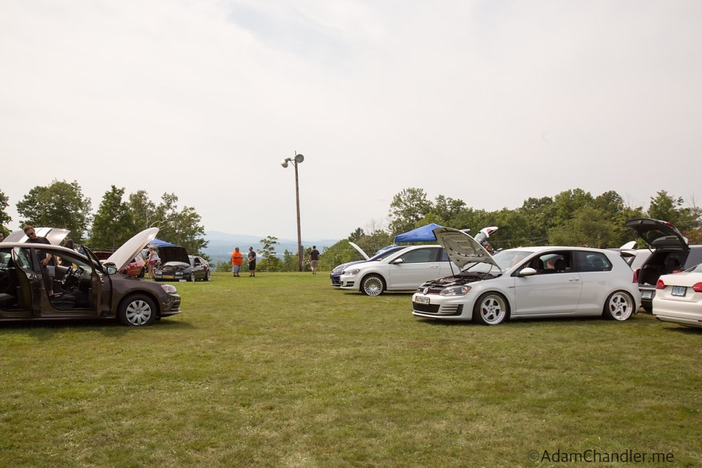 VolksBAHN 2015 - Castle in the Clouds New Hampshire