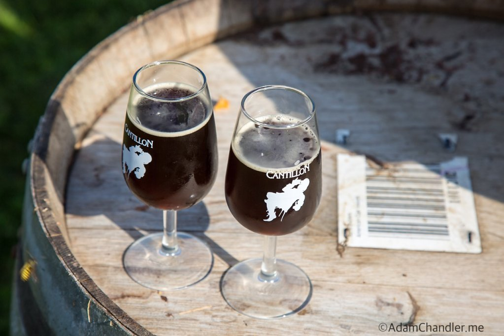 Hill Farmstead / Cantillon Zwanze Celebration 2015