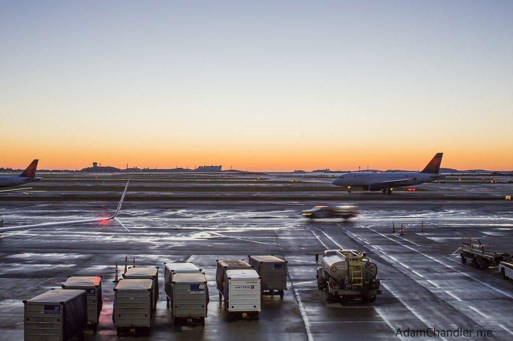 Boston Logan Airport, United