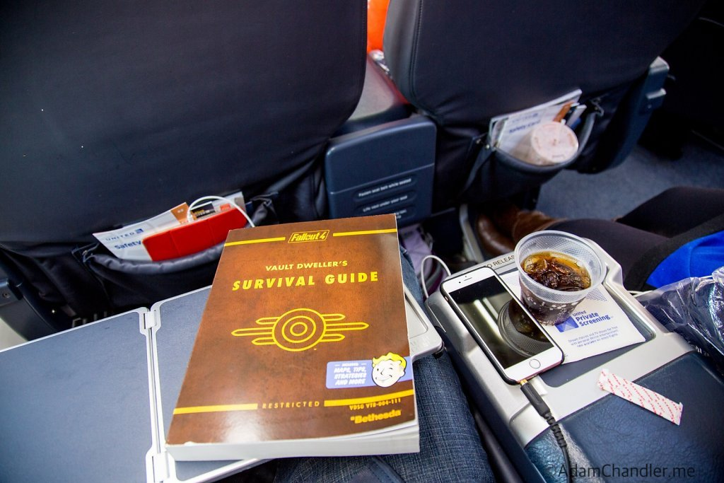Fallout Guide & some Tunes - United 1st Class