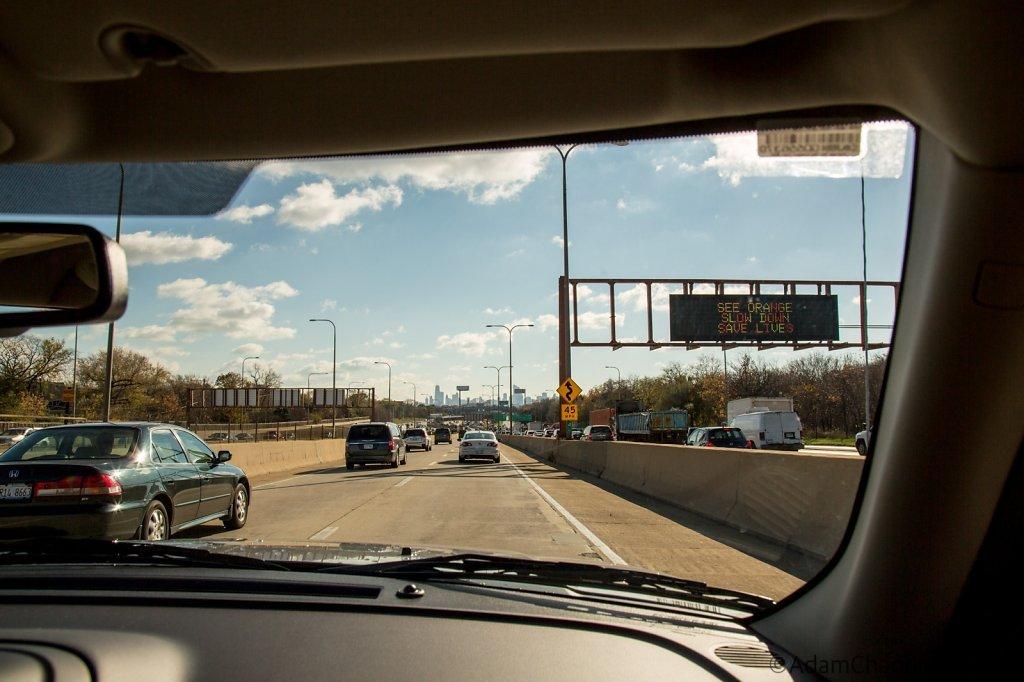 Chicago, IL (Driving)