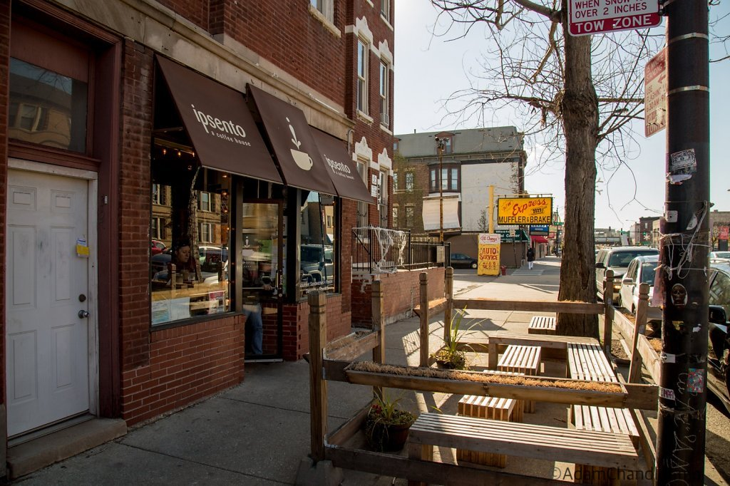 Ipsento Coffee House - Chicago, IL