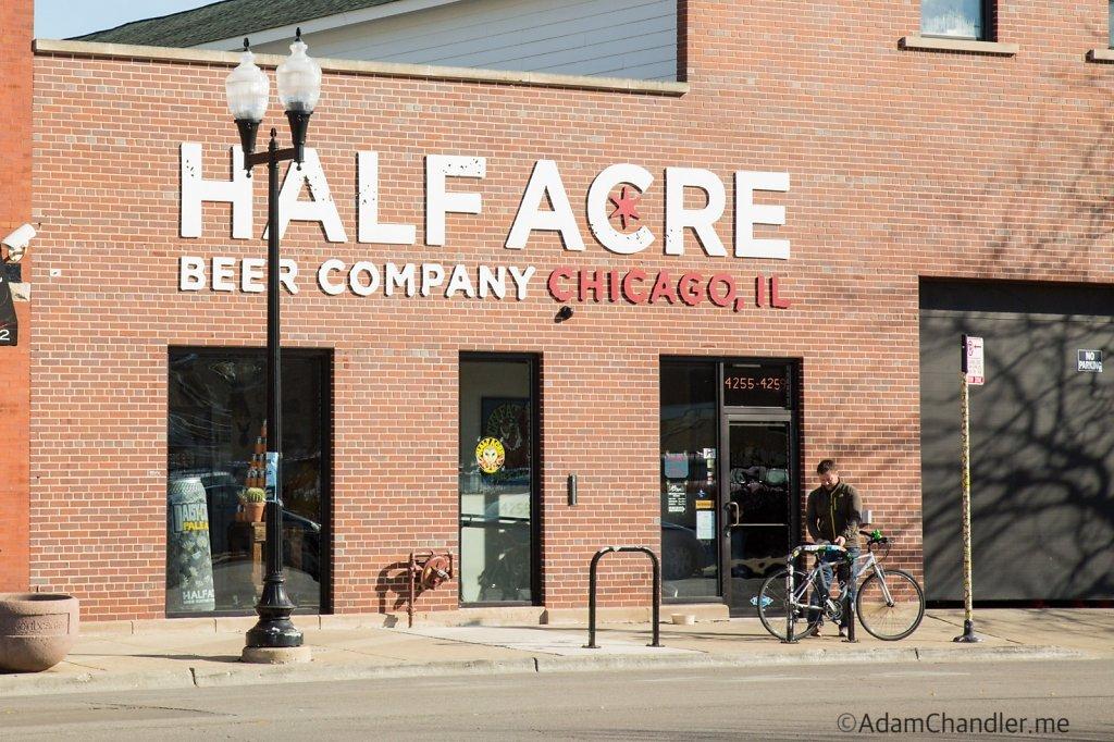 Half Acre Brewing, Chicago