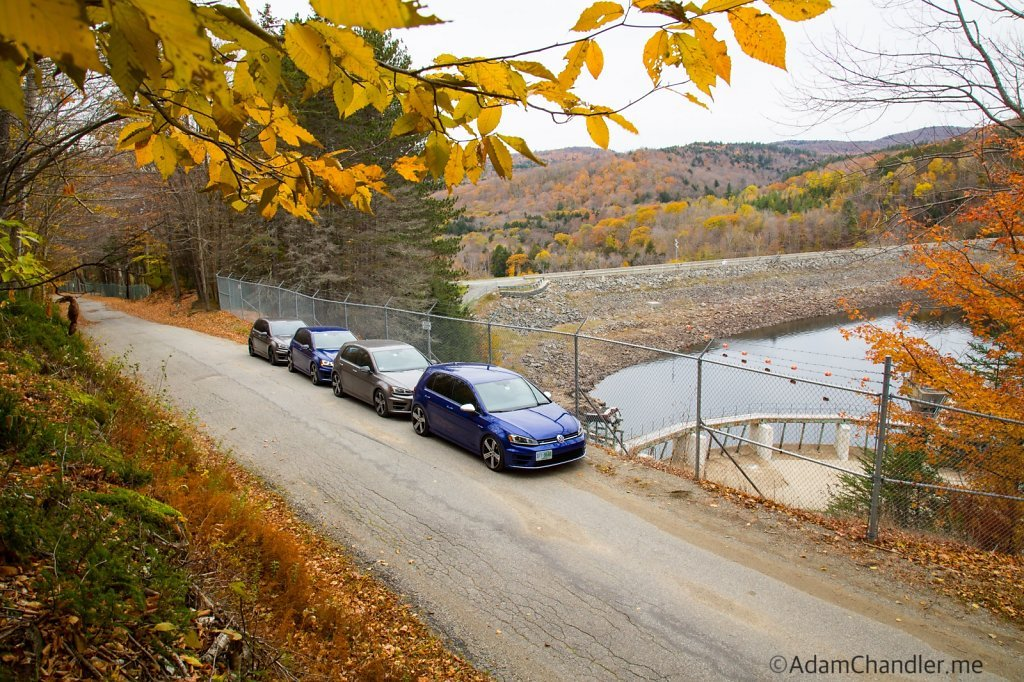 Golf R Meetup - 2015, Berkshires, MA - VW Vortex