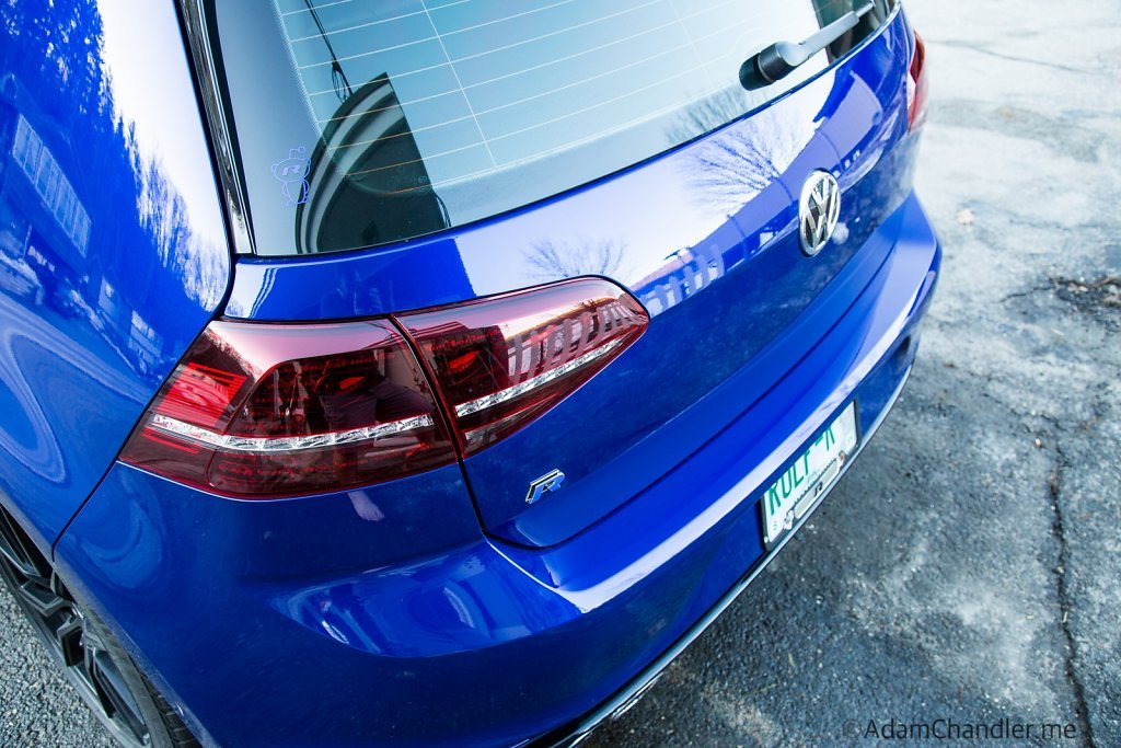 Car-Wash, February 2016 Golf R