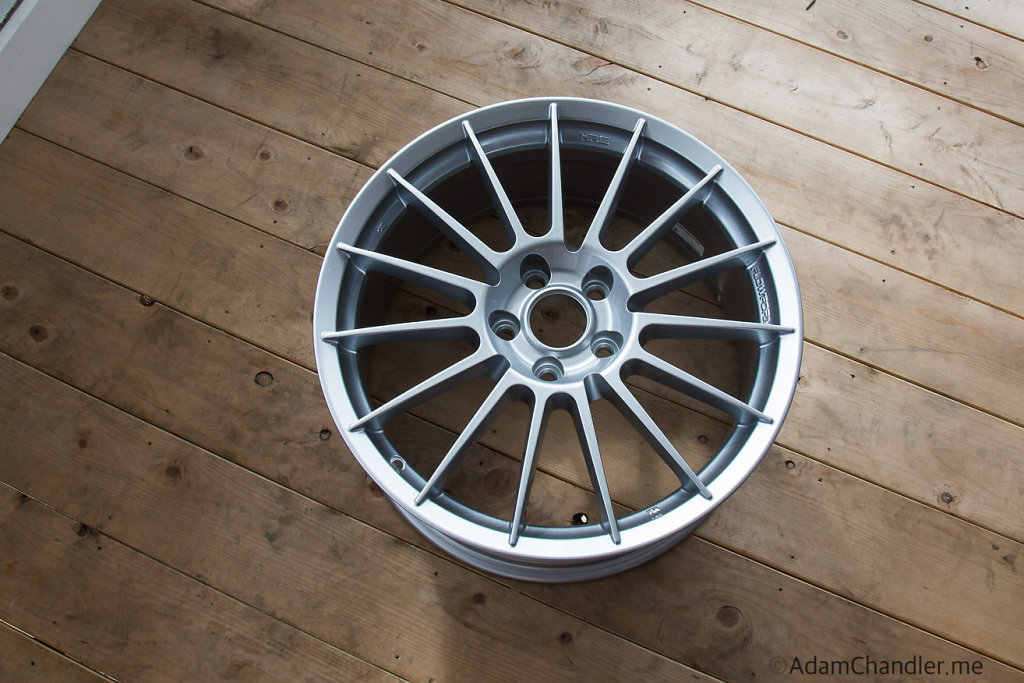 HRE FlowForm Wheels, FF15 18x8.5 5x112 for Golf R MK7